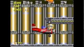 Sonic the Hedgehog 2 (Tails) - Part 9 : Sky Chase and Wing Fortress Zone