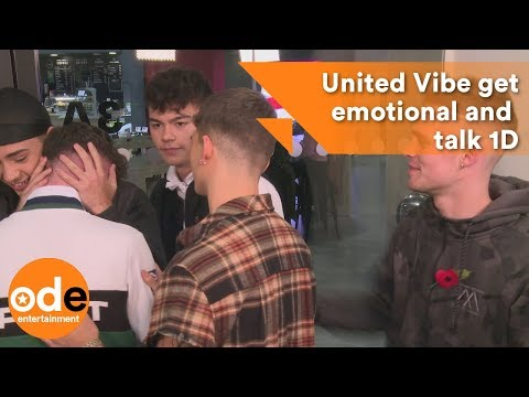 X Factor 2018: United Vibe get emotional and talk 1D