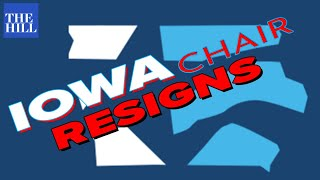 Krystal and Saagar: Iowa chair resigns over concerns of cronyism or conspiracy