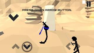 Stickman Ninja Warrior 3D (by TnTn) / Android Gameplay HD
