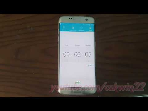 Samsung Galaxy S7 Edge : How to Adjust Alarm Volume (Android