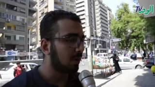 شاهد.. مواطنون: فداك يا أقصى وقلبنا مع فلسطين