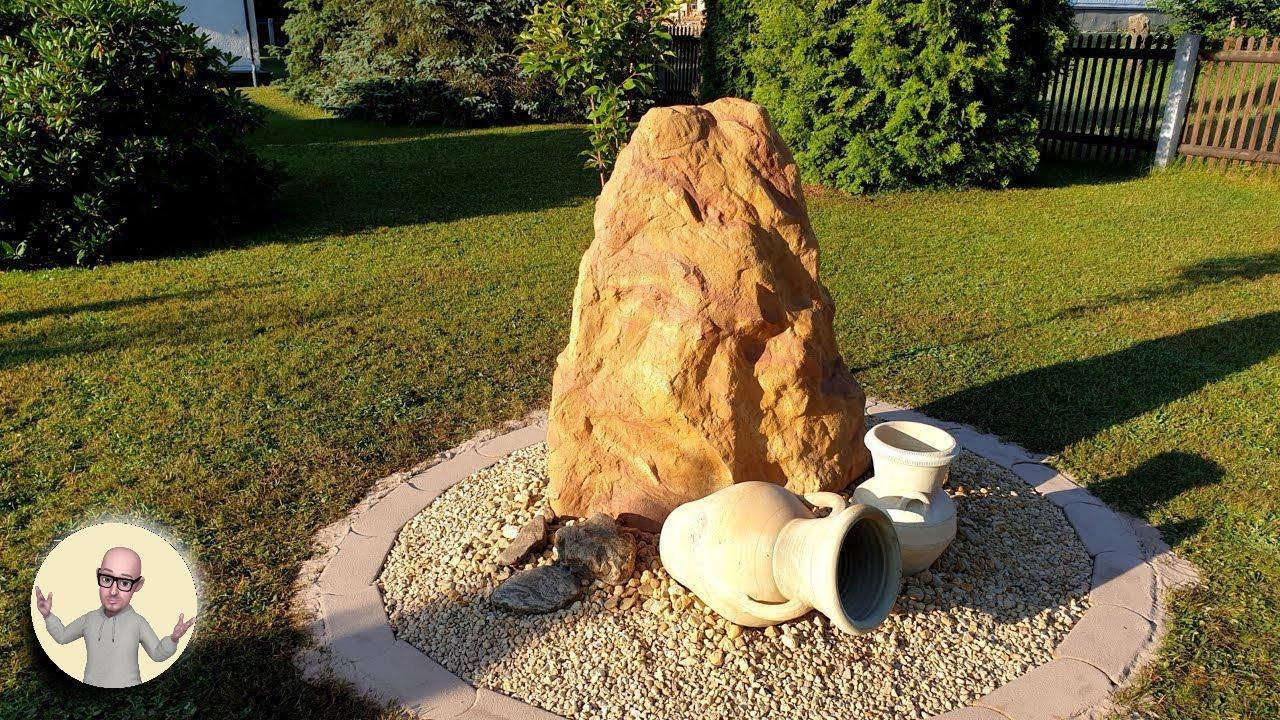 Kunstfelsen selber bauen Building artificial rocks yourself