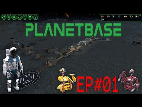 PlanetBase | SE03 EP01 | Class M For Madness!!! | HD 1080p Gameplay Walkthrough