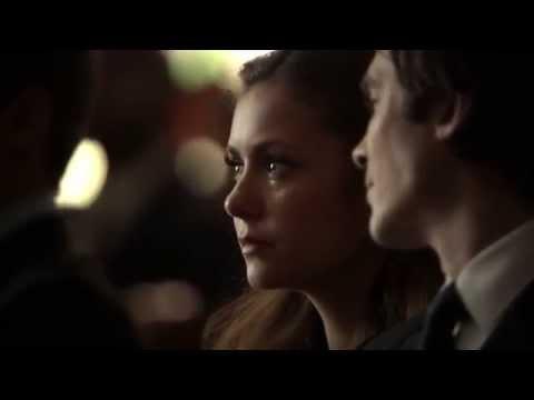 Go In Peace - Candice Accola Caroline Forbes & Demon's Funeral Speech Ian Somerhalder TVD