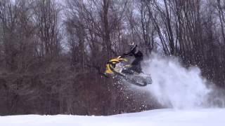 Ski Doo MXZ TNT 500SS Drift Smash