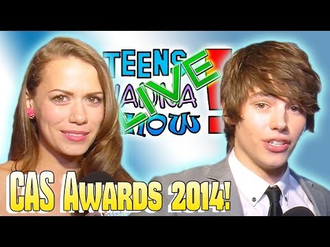 Teens Wanna Know  CAS Awards 2014 s w Evan Crooks & Josh Levi