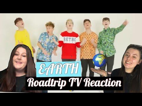 Lil Dicky - Earth 🌍 (ROADTRIPTV COVER REACTION)