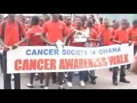 Cancer Awereness Walk Accra Ghana (CSOG)