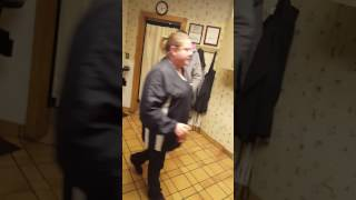 Marine surprises fiance coming home visits