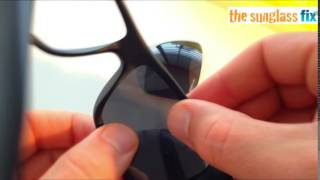arnette hazard replacement lenses, how to fix scratched sunglasses