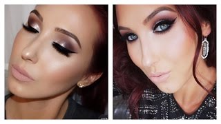 Classic Silver Neutral Smokey Eye | Jaclyn Hill