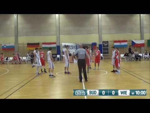 Basketball Academy Budapest (HUN) - Wiener Team (AUT)