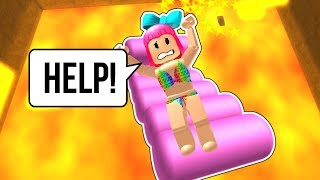 Roblox: DO NOT FALL IN THE LAVA!!!