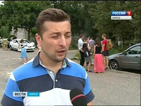 В Курске прошла экологическая акция «Сдай макулатуру - спаси дерево»