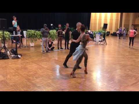 Alegria DC Workshop in Monaco Salsa Congress 2017