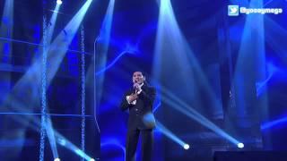 Nuevo 'Yo Soy' Cristian castro / Presentación 8-11-12