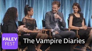 The Vampire Diaries - The Cast Discusses the Originals thumbnail