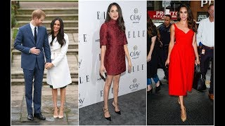 Meghan Markle's Best Style Moments Over The Years