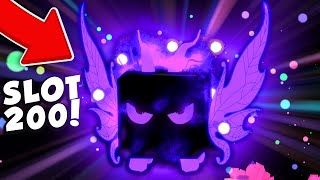 Getting the MYSTIC FOREST REWARD PET in Roblox Bubble Gum Simulator!