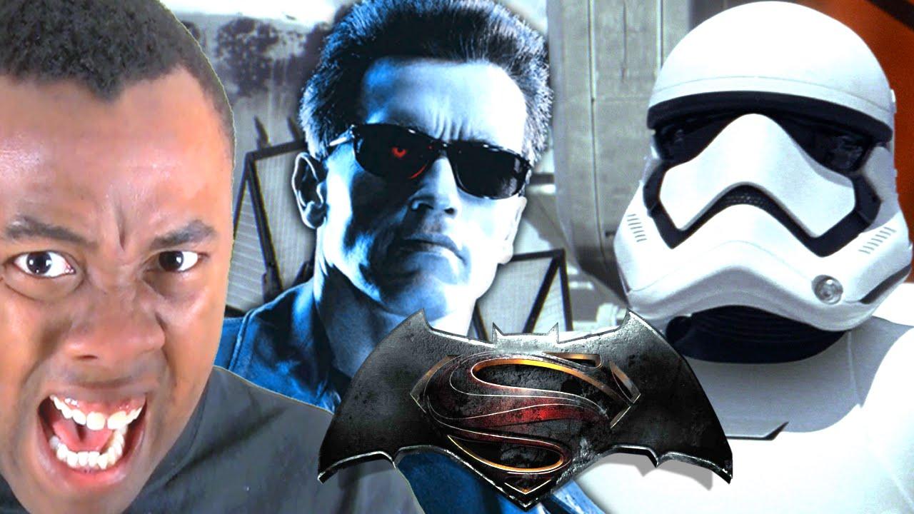 do movie trailers spoil the movies star wars vs