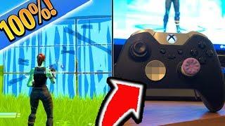 The *SECRET* 100% Shotgun Aim Fortnite Tips and Tricks! How to Aim Better in Fortnite Ps4/Xbox Tips!