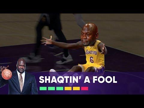 It's (Not Quite) Showtime! | Shaqtin' A Fool Episode 3
