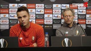 MPH et Vanheusden avant Vitoria SC - Standard 🏆 #UEL
