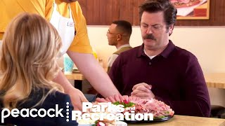 Ron Swanson's Party Platter - Parks and Recreation