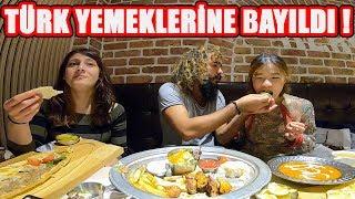 We Tried Turkish Kebab With My Korean Girlfriend ~136