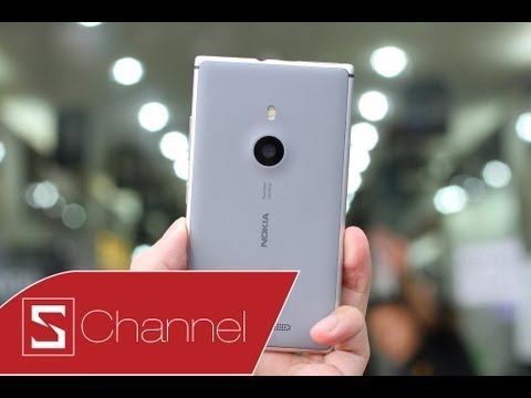 Schannel - Mở hộp Lumia 925 - Cách mạng trong thiết kế của Nokia - CellphoneS