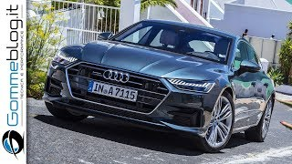 2018 AUDI A7 Sportback - INTERIOR + EXTERIOR and First DRIVE