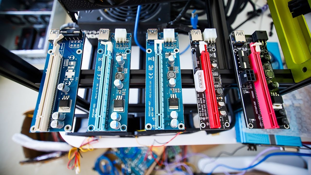 Download Which Crypto Mining PCIE Risers Do YOU Prefer?