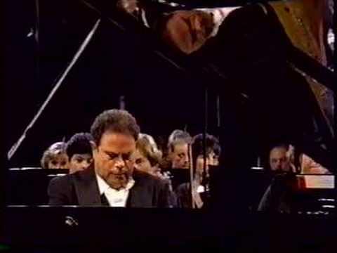RICO SACCANI, conductor BRAHMS Piano Concerto #2 Jeffrey Siegel piano