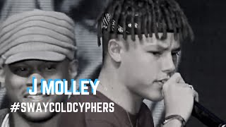 J Molley Freestyle in South Africa SwayColdCyphers  SWAYS UNIVERSE