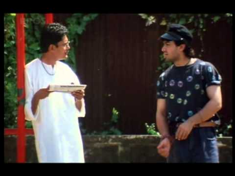 Nitin Desai With Amir Khan & Urmila In Rangeela