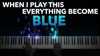 Eiffel 65 I M Blue Da Ba Dee Piano Cover
