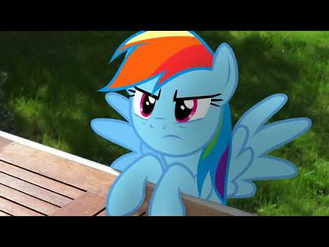 Rainbow Dash's Precious Book - Part 1 - 14 (MLP in real life)