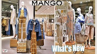 MANGO Summer Collection JUNE 2019 * Ladies Wear * Shoes * Bags