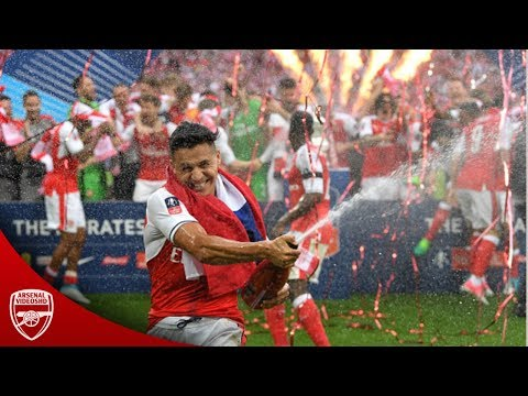 Arsenal - FA Cup Final 2017 - The Champions
