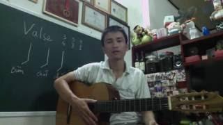 [Guitar] Điệu Valse - nhịp lẻ (3/4, 3/8, 9/8)