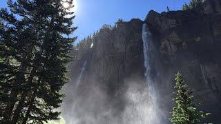 Bridal Veil Falls Hike - Telluride Colorado
