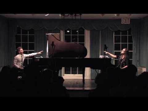 """""""Hallelujah Junction"""" by John Adams performed by FTN (Natalie Tenenbaum and Julian Pollack)"""