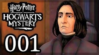 Harry Potter Hogwarts Mystery #001: Mein Abenteuer als Zauberer | Gameplay Deutsch