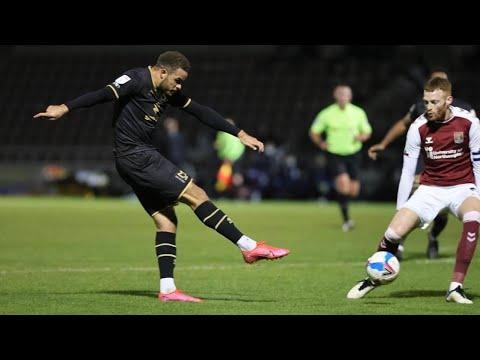 Northampton Milton Keynes Goals And Highlights