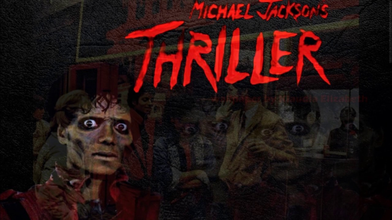 Michael Jackson - Thriller [with Rap by Vincent Price][Special Extended 12'' Mix][Edit][#2