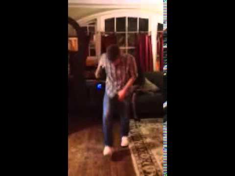 Thriller Dance at a Stranger's Party