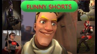 (Fortnite SFM) Funny Animated Fortnite Shorts!