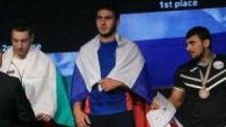 Чемпион мира по армрестлингу Марат Айбазов(Подписывайтесь: Ютуб: http://www.youtube.com/channel/UCOIOuw1zWnJf-VM75PjhPfQ В контакте: https://vk.com/club111980204., 2016-06-14T15:49:57.000Z)