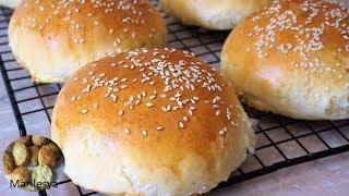 БУЛОЧКИ ДЛЯ БУРГЕРОВ просто идеальный рецепт!/Burger buns